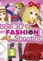 Model 3D – dein Fashion Shooting: Mode-Spiel für den Nintendo 3DS