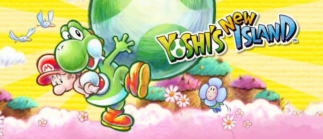 Yoshi's New Island für Nintendo 3DS im Test / Review
