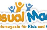 CasualMania.de – Das Spielemagazin für Kids und Gelegenheitsspieler | Casual Game News & Tests logo