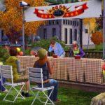 TS3_Seasons_Fall_PieEatingContest Die Sims 3 Jahreszeiten