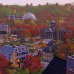 TS3_Seasons_Fall_SunsetValley Die Sims 3 Jahreszeiten