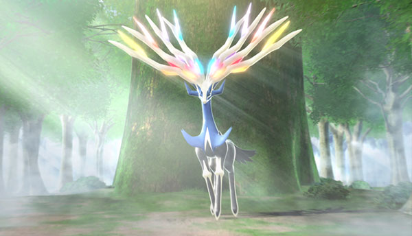 Xerneas-pokemon-x