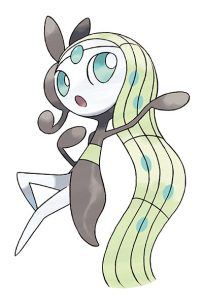 Meloetta-pokemon