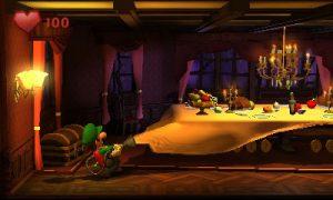 Grafisch ist Luigi's Mansion 2 eine Wucht.