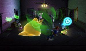 Bis zu vier Spieler können gleichzeitig auf Geisterjagd gehen - die Ghostbusters lassen grüßen.