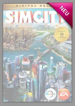 Noch heißt es warten: SimCity ist in Origin nach wie vor ausgegraut.