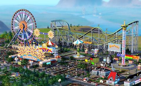 Freizeitpark-Set-für-SimCity