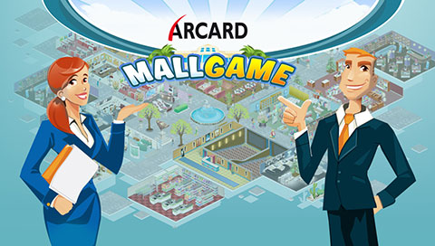 Arcard-Mall-Game