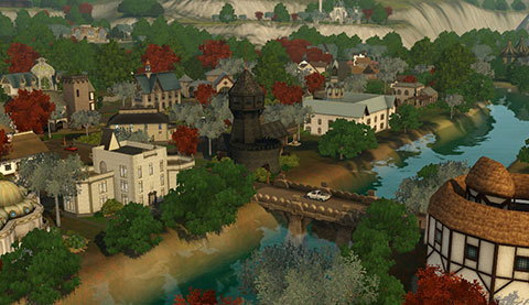 Die-Sims-3-Dragon-Valley