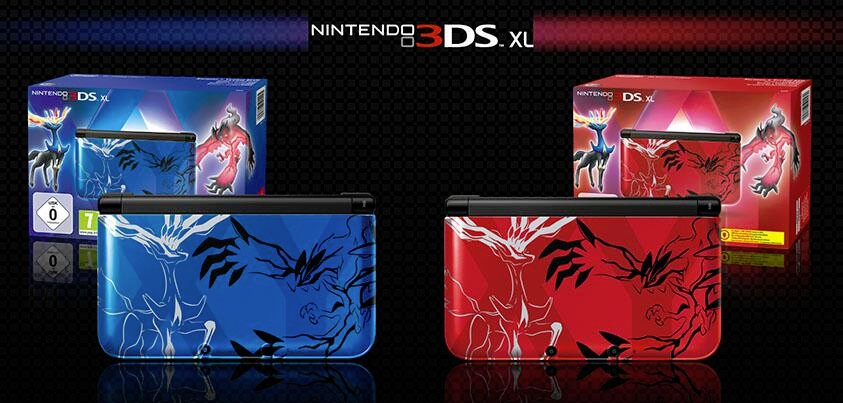 3ds xl pokemon ble red