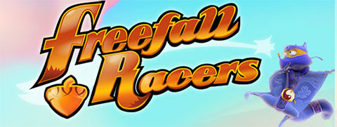 Freefall-Racers