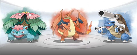 Pokemon-X--Y-Mega-Bisaflor-Mega-Glurak-Mega-Turtok