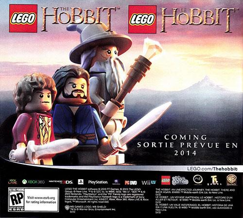 LEGO-Hobbit-game